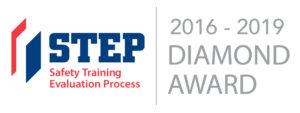 2016-2019 Step Diamond Award