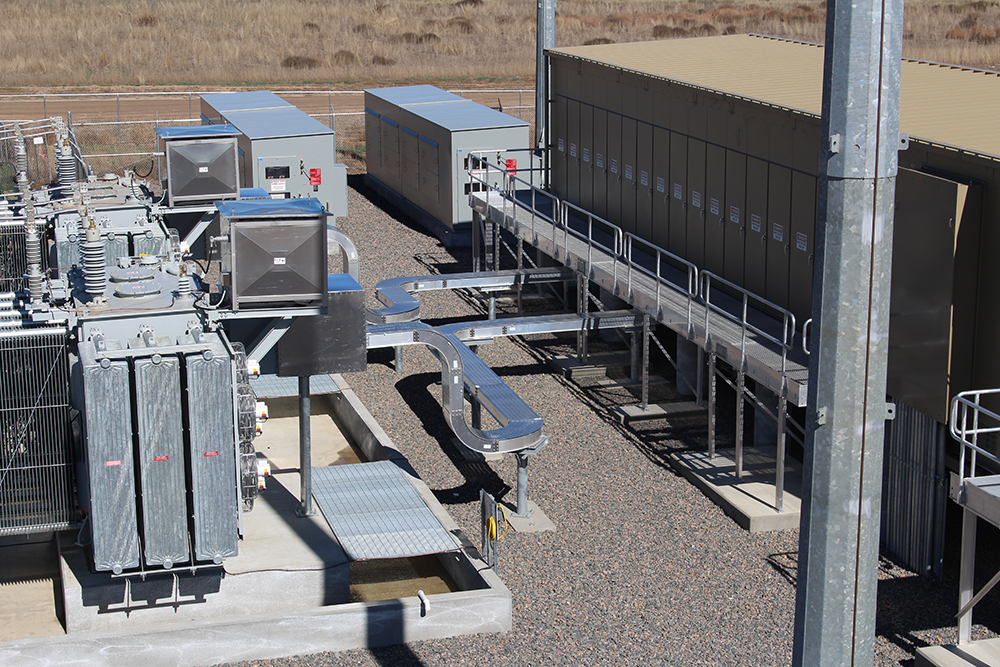 Williams Midstream – Ft. Lupton Gas Plant Phase II Substation