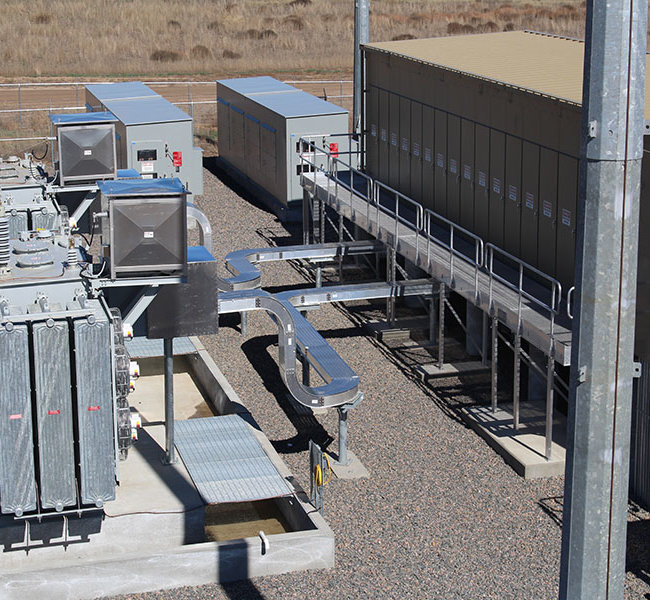 Ft. Lupton Gas Plant Phase II Substation