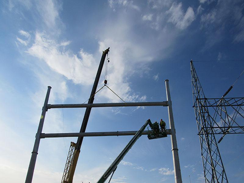 Oahe Switchyard Upgrade Phase 1